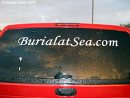 BurialatSea.com, Photo by Elaine Jobin